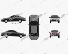 Hyundai Sonata Moinca (CN) 2009 car clipart