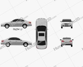 Hyundai Sonata Ling Xiang (CN) 2008 Clipart