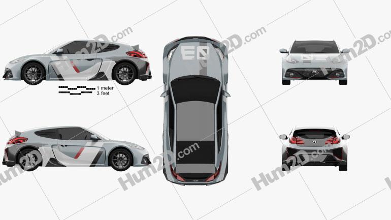 Hyundai RM16 2016 Imagem Clipart