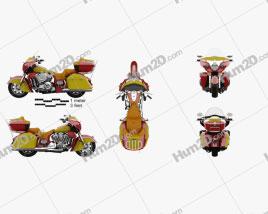 Indian Roadmaster 2015
