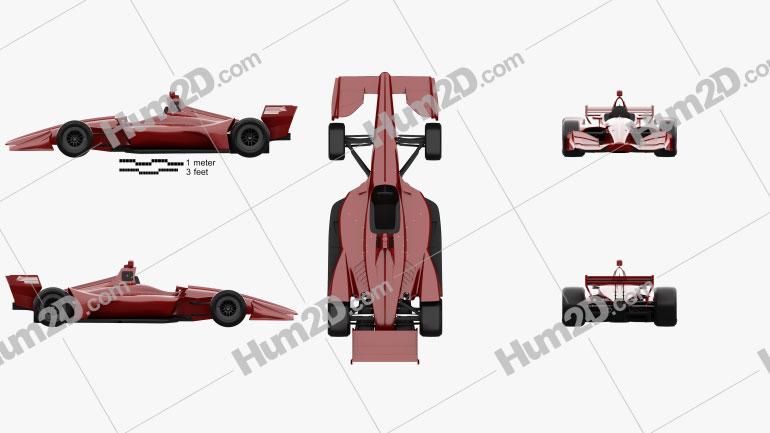 Indycar Short Oval 2018
