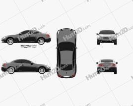 Infiniti Q60 S convertible 2014