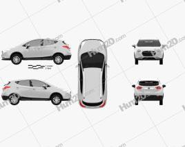 JAC Heyue (S30) 2014 car clipart