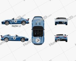 Jaguar Project 7 2013 car clipart