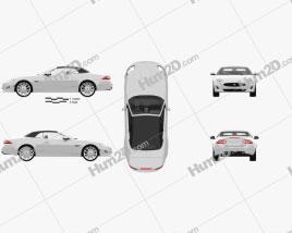 Jaguar XK convertible with HQ interior 2011