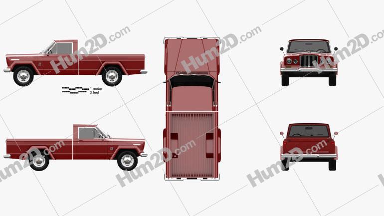 Jeep Gladiator 1962