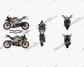 KTM 390 RC 2017