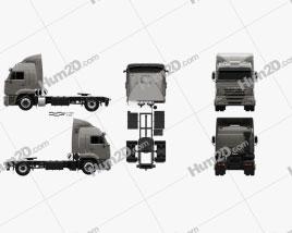 KamAZ 5460 Tractor Truck 2010