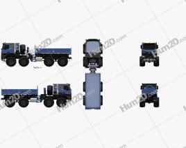 KamAZ 6355 Arctica Truck 2019