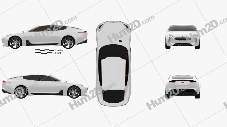 Kia GT 2011