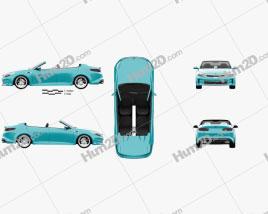 Kia Optima Roadster A1A 2015 car clipart