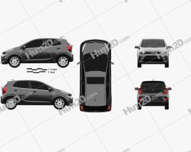 Kia Picanto Comfort Plus 2017