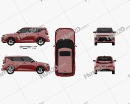 Kia Soul GT-Line Turbo 2019