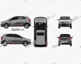 Kia Picanto GT-Line 2020