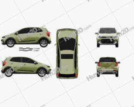 Kia Picanto X-Line 2020