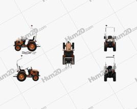 Kubota B1181 Tractor 2020