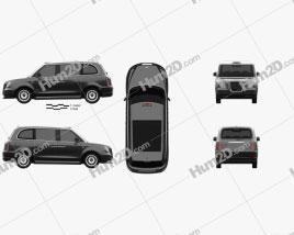 LEVC TX Taxi 2017