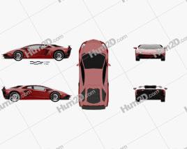 Lamborghini Aventador LP 750-4 Superveloce 2015