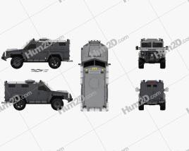 Lenco BearCat G3 2017
