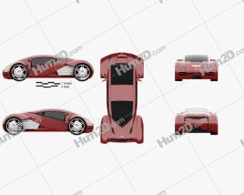 Lexus 2054 2002
