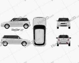Lifan 320 2012 car clipart