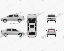 Lifan 530 2013 car clipart