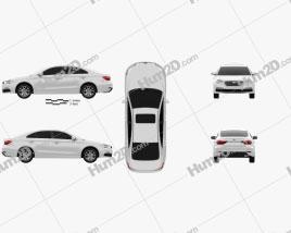 Lifan 820 2015 car clipart