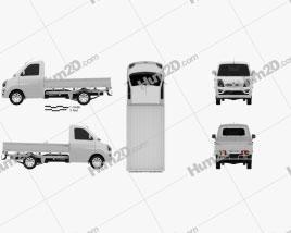 Lifan Foison Truck 2016
