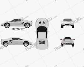 Lotus Elise S 2012