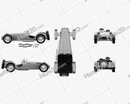 Lotus Seven 1957