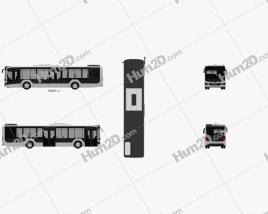 MAN Lion's City Bus 2018