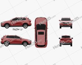 MG RX5 2020 car clipart