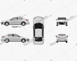 Mazda 3 Sedan 2011