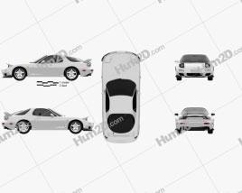 Mazda RX-7 1992-2002