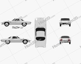 Mazda Cosmo 1967