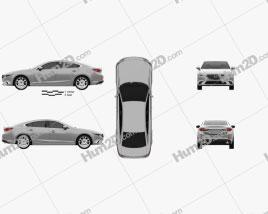 Mazda 6 GJ 2015