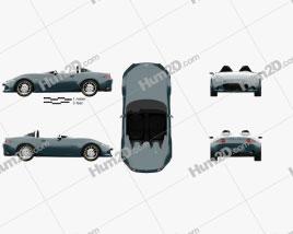 Mazda MX-5 Spyder 2015
