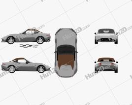 Mazda MX-5 Speedster 2015