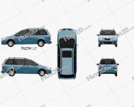 Mazda MPV (LW) 2002