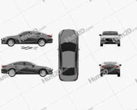 Mazda 6 sedan 2018