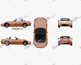 Mazda MX-5 30th Anniversary convertible 2019