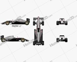 McLaren MP4-30 2015