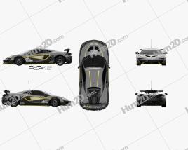 McLaren 570S GT4 2016