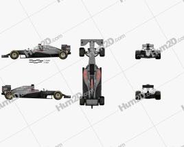 McLaren MP4-31 2016