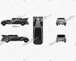 Mercedes-Benz 770K 1936