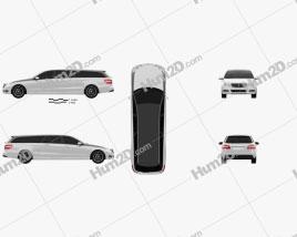 Mercedes-Benz E-Class Binz Xtend 2012