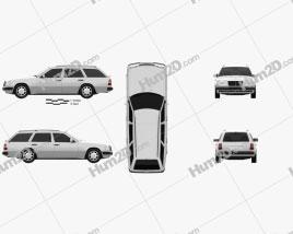 Mercedes-Benz E-class Wagon 1993