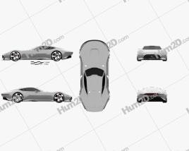 Mercedes-Benz AMG Vision Gran Turismo 2013