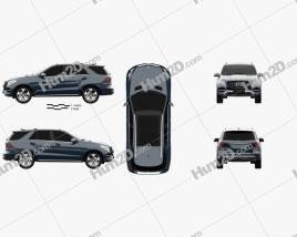 Mercedes-Benz GLE-Class (W166) 2014