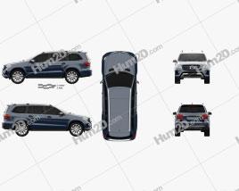 Mercedes-Benz GLS-Class 2015